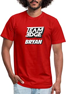 Team Edge Logo Bryan Men's Jersey T-Shirt