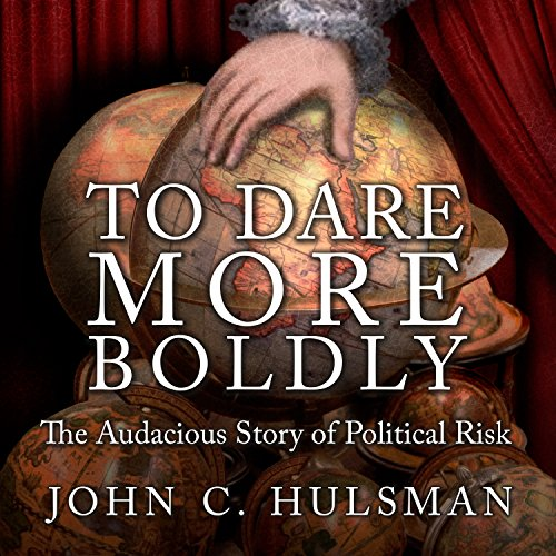 To Dare More Boldly cover art