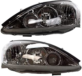 Prime Choice Auto Parts KAPTO1320265PR Side Mirror Pair Powered Left and Right