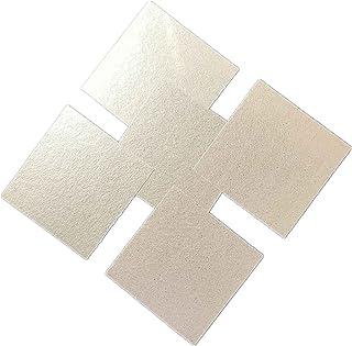 Plaques de mica pour micro-ondes, accessoires de cuisine pour four à micro-ondes, Pièces de rechange pour coussins isolant...