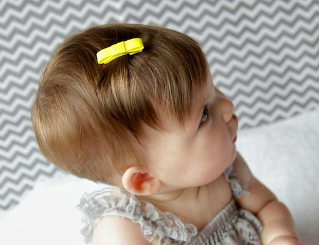 Baby Snap Clip Hair Bows - 20 Colors