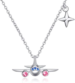 MMC Silver Pendants Gift Engagement Necklaces for Womens