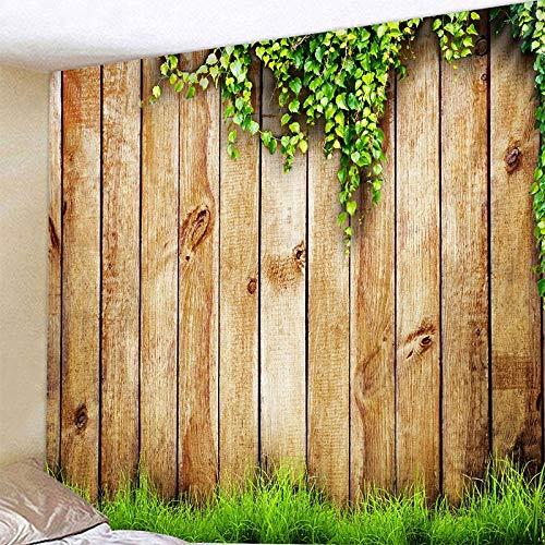 KHKJ Arazzo da Parete con Fiori vegetali Arazzo da Parete di Grandi Dimensioni Arazzo da Parete Economico Hippie Boho Arazzi da Parete Mandala Tessuto A2 150x130 cm