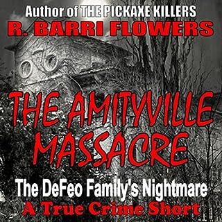 The Amityville Massacre audiobook cover art