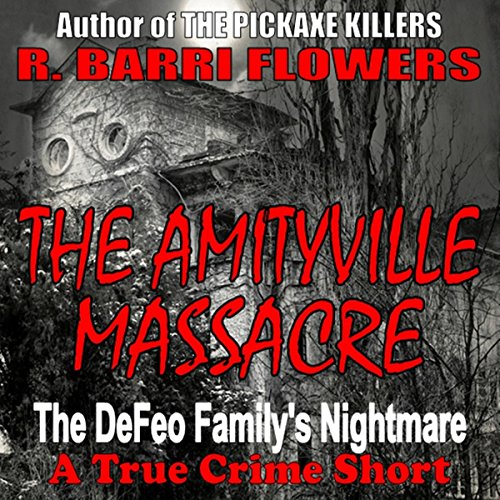 The Amityville Massacre audiobook cover art