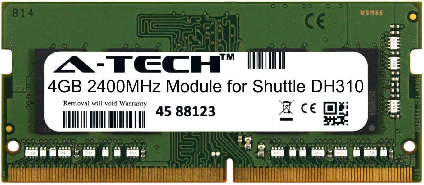 A-Tech 4GB Module for Wholesale Shuttle Laptop Free shipping DH310 Notebook Compatible