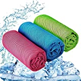 Cooling Towels - Best Reviews Guide