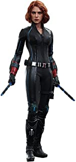 Hot Toys Mms288 Avengers AGE of Ultron Black Widow 1/6 Scale Figure