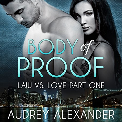 Body of Proof audiobook cover art