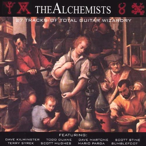 The Alchemists (double CD)