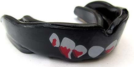 BLOOD FANGS Wrestling Judo Cage Fighting  Gum Shield Mouth Guard Senior