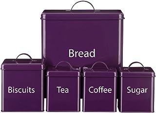 Amazon Co Uk Purple Kitchen Accessories Sets
