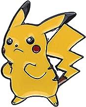 New Horizons Production Pikachu Character Metal Enamel Pin
