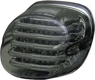 Custom Dynamics ProBEAM Low Profile LED Taillight w/Window, Smoke PB-TL-LPW-S