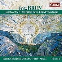 Brun: Symphony No. 8