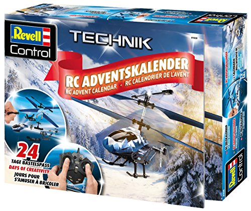 Revell Control RC Adventskalender Hubschrauber 01020