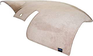 Dash Designs D0234-0CMO Mocha Carpet Dash Cover