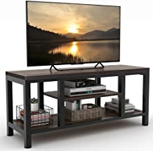 LITTLE TREE TV Stand, IndustrialRusticMedia Stand for 60