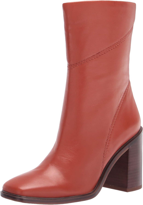 価格 Franco Sarto Women's Stevie Calf Mid 定番スタイル Boot