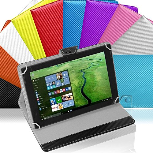 NAUC Odys Score Plus 3G Tablet Tasche Schutz Hülle Tablet Cover Schutz-Hülle Bag, Farben:Bronze
