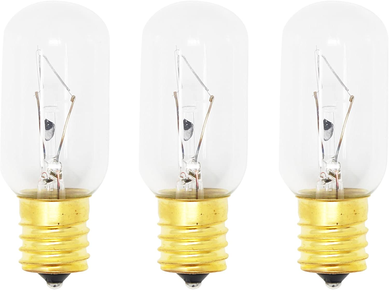 3-Pack Replacement Light Bulb for Electric Online limited product Long Beach Mall General M JVM1650SH01
