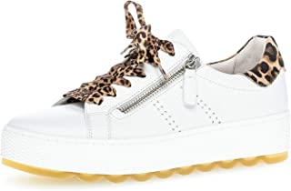 Gabor Femme Baskets Mode, Dame Chaussures de Skateboard
