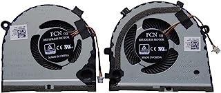 HK-Part Fan Replacement for Dell Inspiron G3 G3-3579 3779 G5 15 5587 CPU + Gpu Cooling Fan DP/N 0TJHF2 0GWMFV