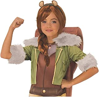 Rising Secret Warriors Squirrel Girl Child Wig Costume Accessory OSFM