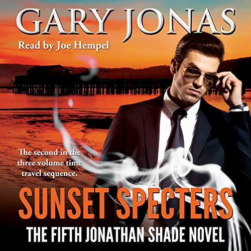 Sunset Specters audiobook cover art