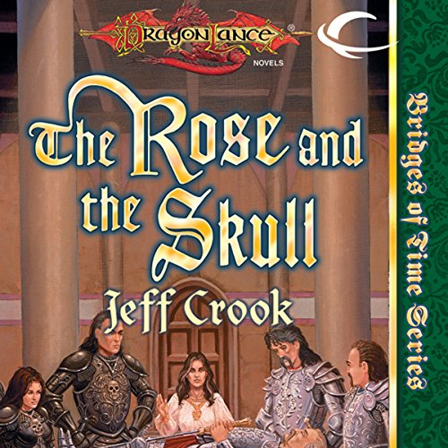 The Rose and the Skull audiobook cover art
