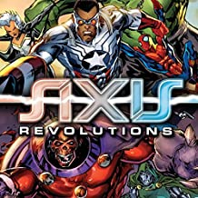 Axis: Revolutions (Issues) (4 Book Series)