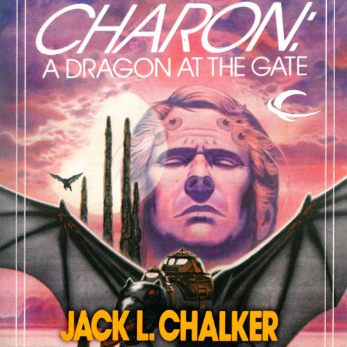 Charon: A Dragon at the Gate audiobook cover art