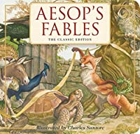 Aesop's Fables Board Book: The Classic Edition