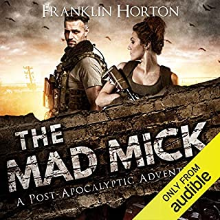The Mad Mick audiobook cover art