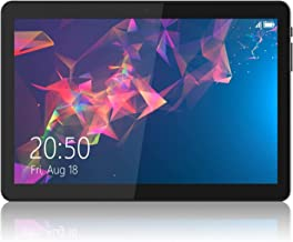Android Tablet 10 Inch, 3G Phablet, Android 8.1 Go, GMS Certified, Dual SIM Card Slots and Cameras, 16GB, Bluetooth, 2.4G ...