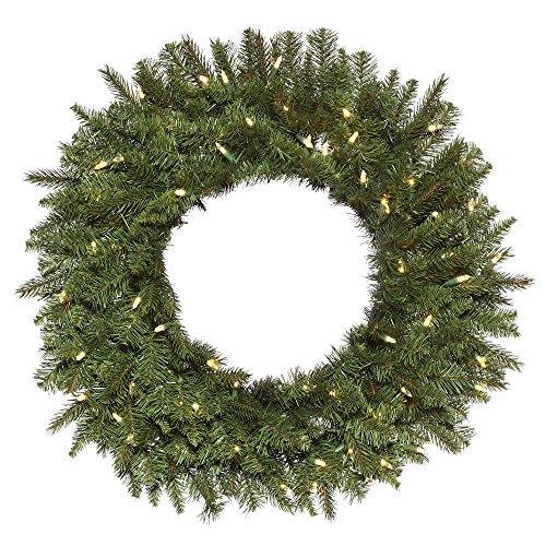 Vickerman Carlsbad Fir Wreath -  K172631LED