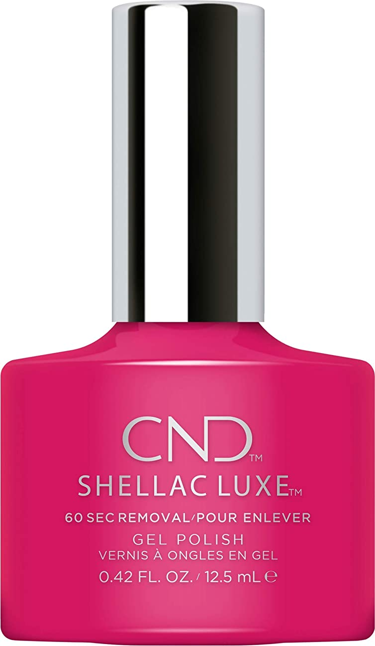 胸ソーダ水名門CND Shellac Luxe - Pink Leggings - 12.5 ml / 0.42 oz