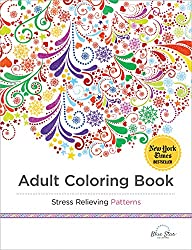 Adult Coloring Book: Stress Relieving Patterns