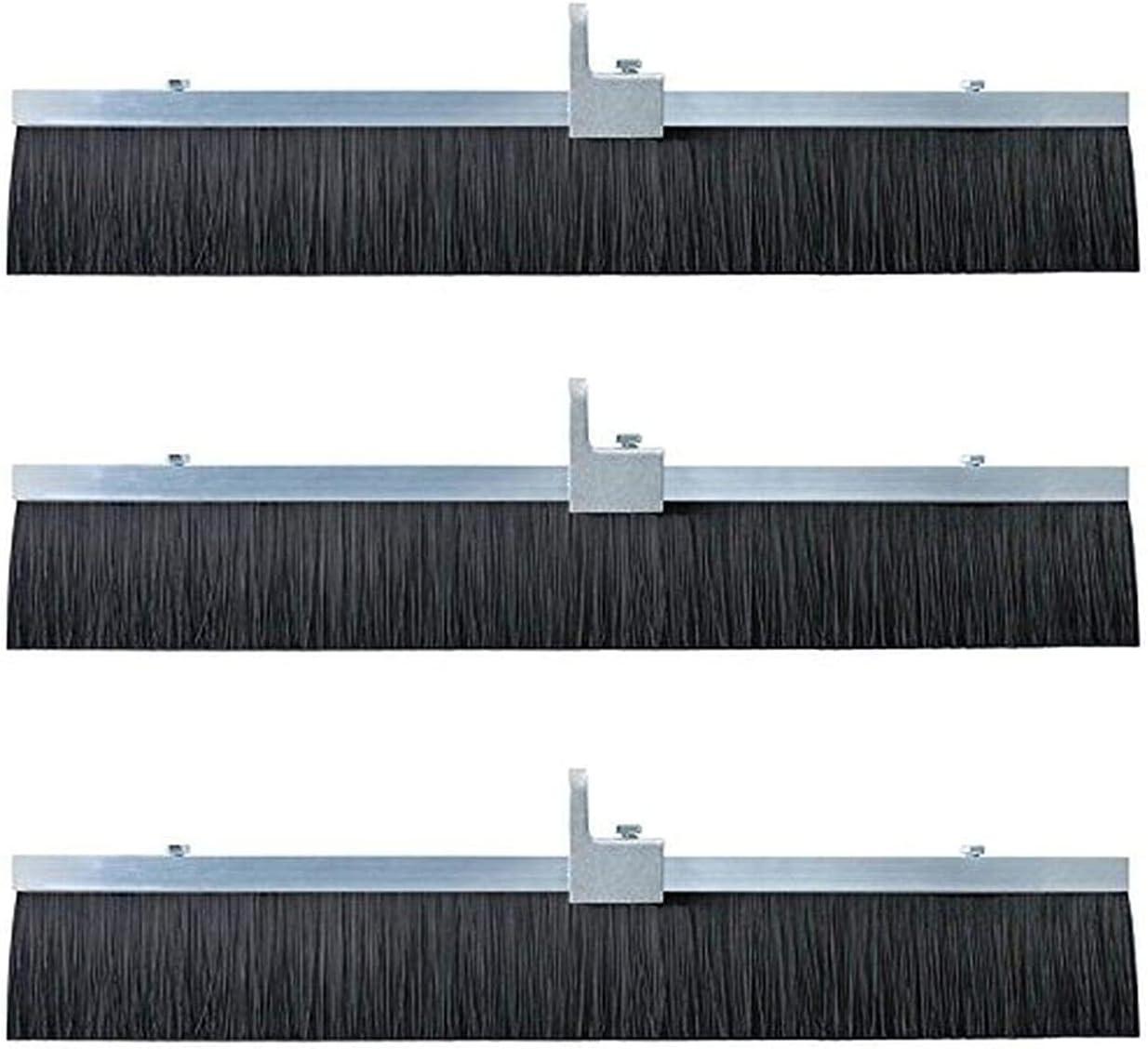 Kraft Finally popular brand Tool CC156 36-Inch Weigh-Lite Broom safety Concrete Three Pack