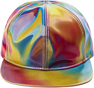 to The Future: Marty McFly Cap Rainbow Colorful...