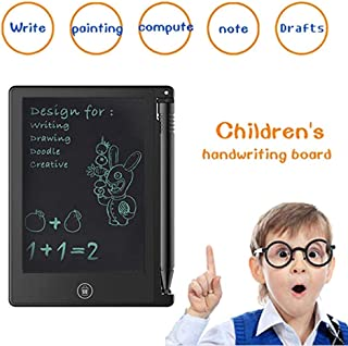 Gijoki Portable Practical Reusable LCD Writing Drawing Tablet Board Tablets