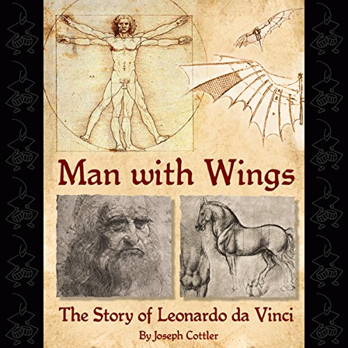 Man with Wings audiobook cover art