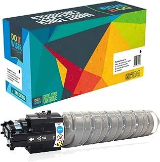 Do it Wiser Compatible Toner Cartridge Replacement for Ricoh Aficio SP C830DN SP C831DN | 821181 821117 (Black)