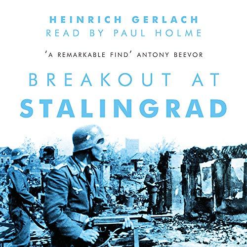 Breakout at Stalingrad cover art