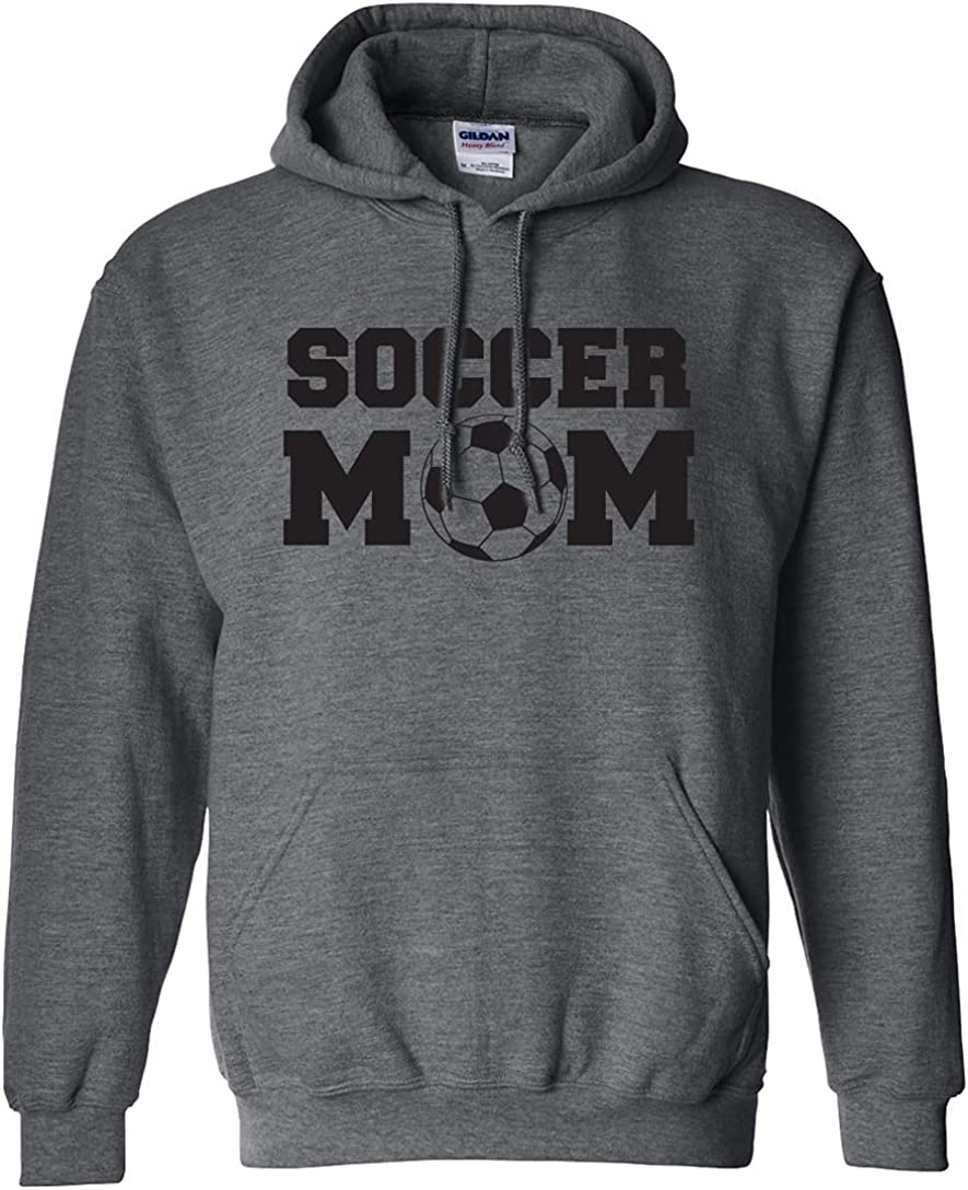 zerogravitee Soccer Mom Adult Challenge the lowest price of Japan Free shipping New Hooded 9 Colors Sweatshirt in