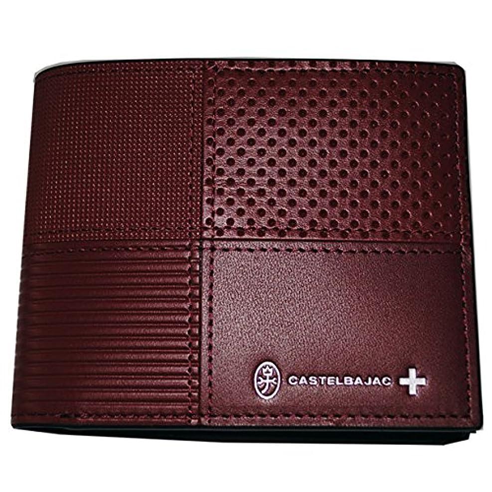 サンダル付録ジョージスティーブンソンカステルバジャック CASTELBAJAC 二つ折り財布 Coupe (クープ) 098604