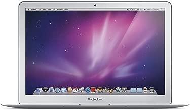 Apple MacBook Air 13.3in Laptop Intel Core 2 Duo 1.86GHz 2GB RAM 128GB SSD MC503LL/A (A) - (Renewed)