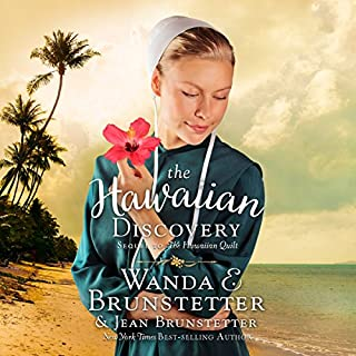 The Hawaiian Discovery audiobook cover art
