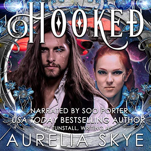 Hooked: SciFi Romance Fairy Tale Retelling  audiobook cover art