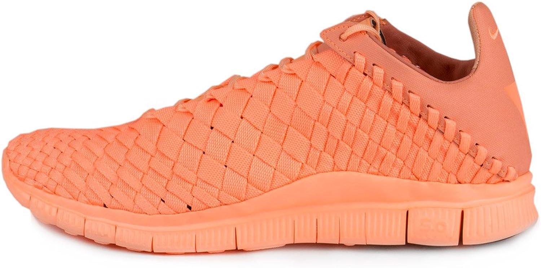 Nike Free Inneva Woven Tech SP Sunset Sunset Sunset Glow  Sunset Glow -Kumquat Trainer  topp varumärke